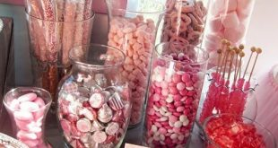 Shades of Pink & Gray Baby Shower Party Ideas