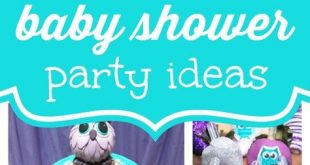 "Owl Theme / Baby Shower ""Whoooos Whoooo Baby Shower """