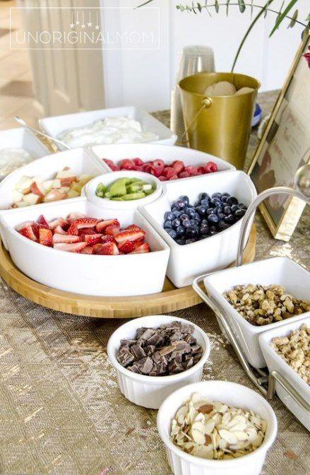 Baby Shower Food For Girl Winter Tea Parties 44 Super Ideas