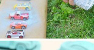 Dinky Car Treat Gläser