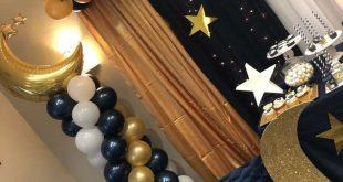 It's a Boy Twinkle Twinkle Little Star Baby Shower Party Ideas | Photo 4 of 12...