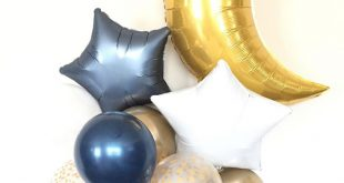 Twinkle Twinkle Little Star Baby Shower, Boy Baby Shower, Oh Boy Balloon, Boy Oh Boy Baby Shower Decor | Navy Balloons, Moon and Star Balloo