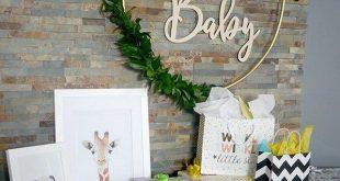 40+ lovely cute baby shower ideas for girls 21