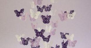 54+ Ideas Baby Shower Ideas For Girs Themes Purple Butterflies
