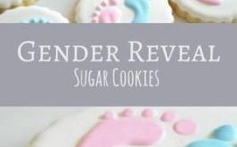 59+ Ideas Baby Shower Food For Girl Creative Sugar Cookies
