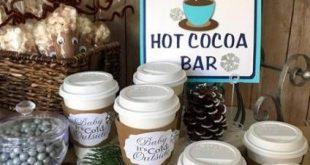 Baby Shower Winter Theme Girl Chocolate Bars 58 Trendy Ideas