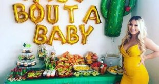 Cute Succulent & Cactus Party Ideas For A Baby Shower Or Any Party - #baby #baby...