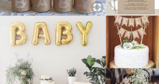 Das sind süße Details! - babyparty - #Babyparty #das #Details #sind #süße