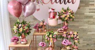Festa de 15 anos simples: 100 decorau00e7u00f5es encantadoras e acessu00edvei...