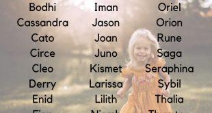 Mystische Babynamen - #Babynamen #mystische