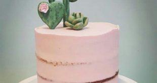 Nopal-Kuchen - Torten - #NopalKuchen #Torten