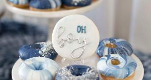 Shibori Tye Dye Baby Shower Baby Shower Party Ideas | Photo 3 of 47 | Catch My P...