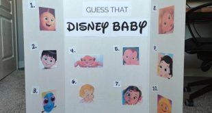 Spielideen für die Babyparty + KOSTENLOSE Ausdrucke